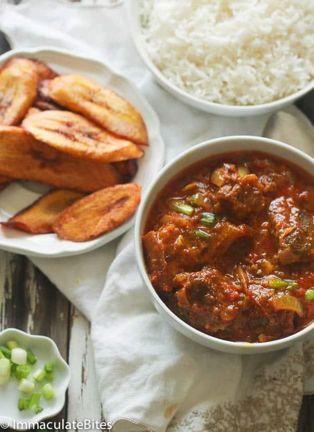Caribbean Curried Stew