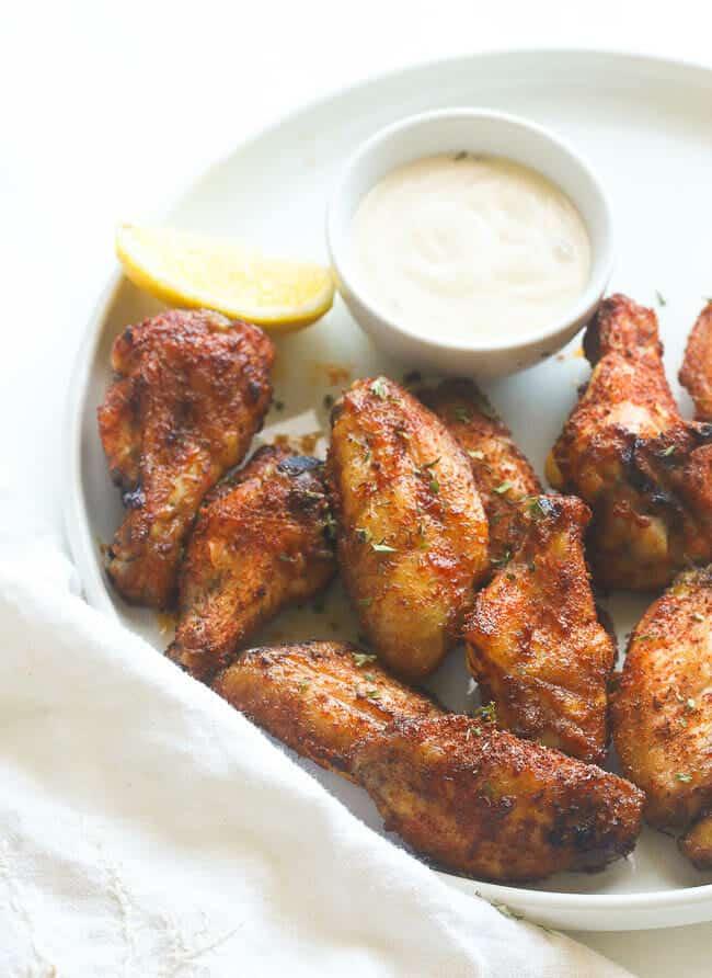 Baked Jerk Chicken