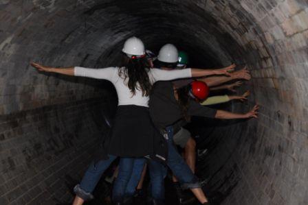 Underground Cape Town Tunnel Walk