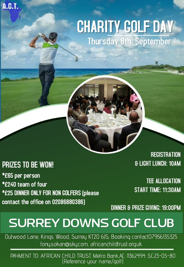 Golf Poster 2016