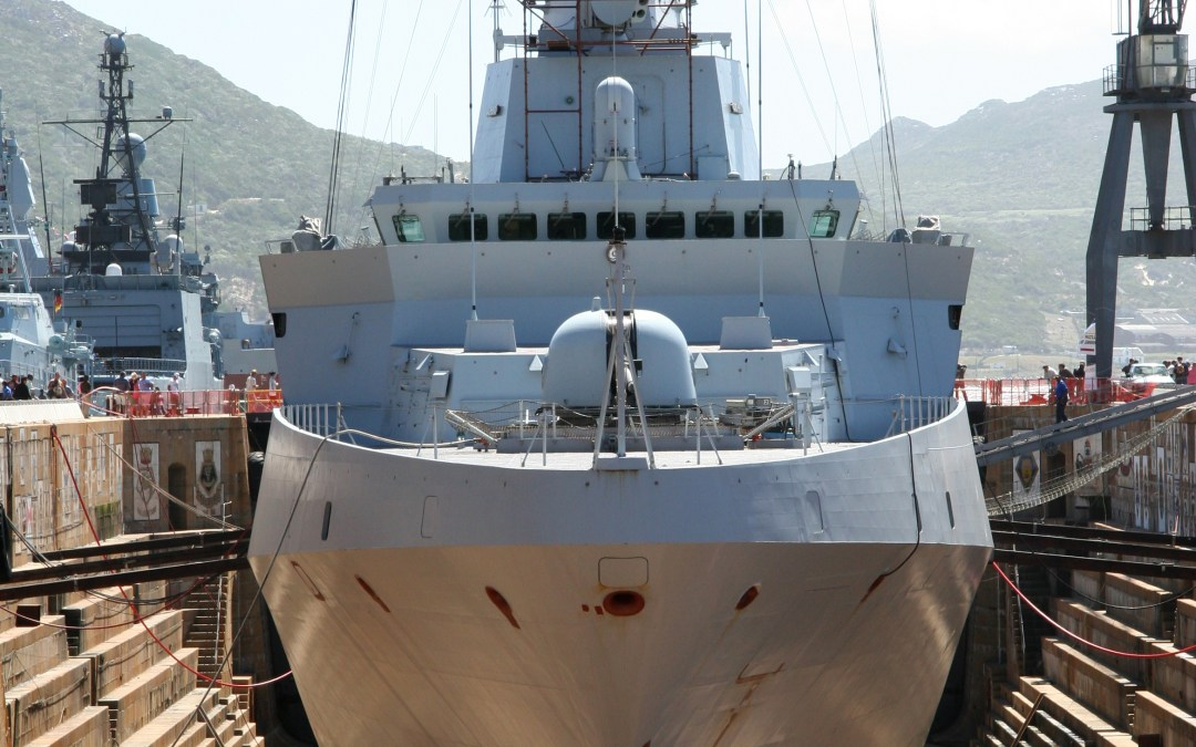 Nothing fishy about Chinese vessels in South Africa