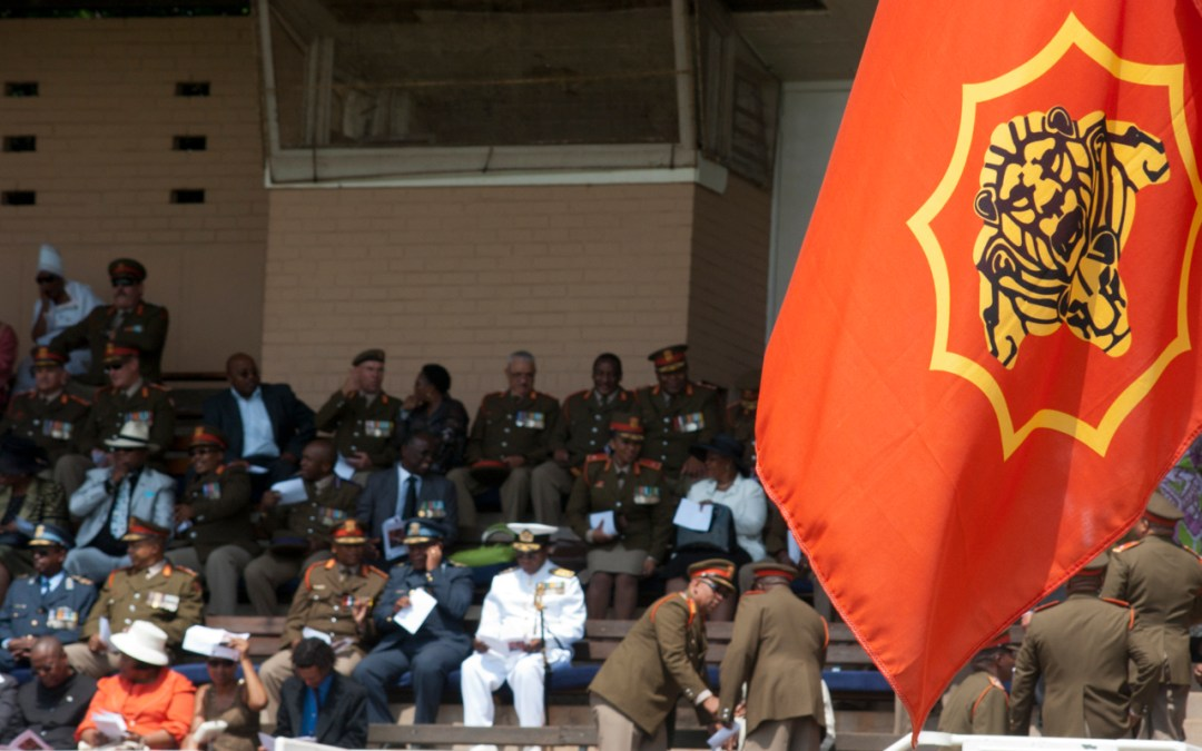 SANDF Senior Officer Promotions & Appointments for 2016/17
