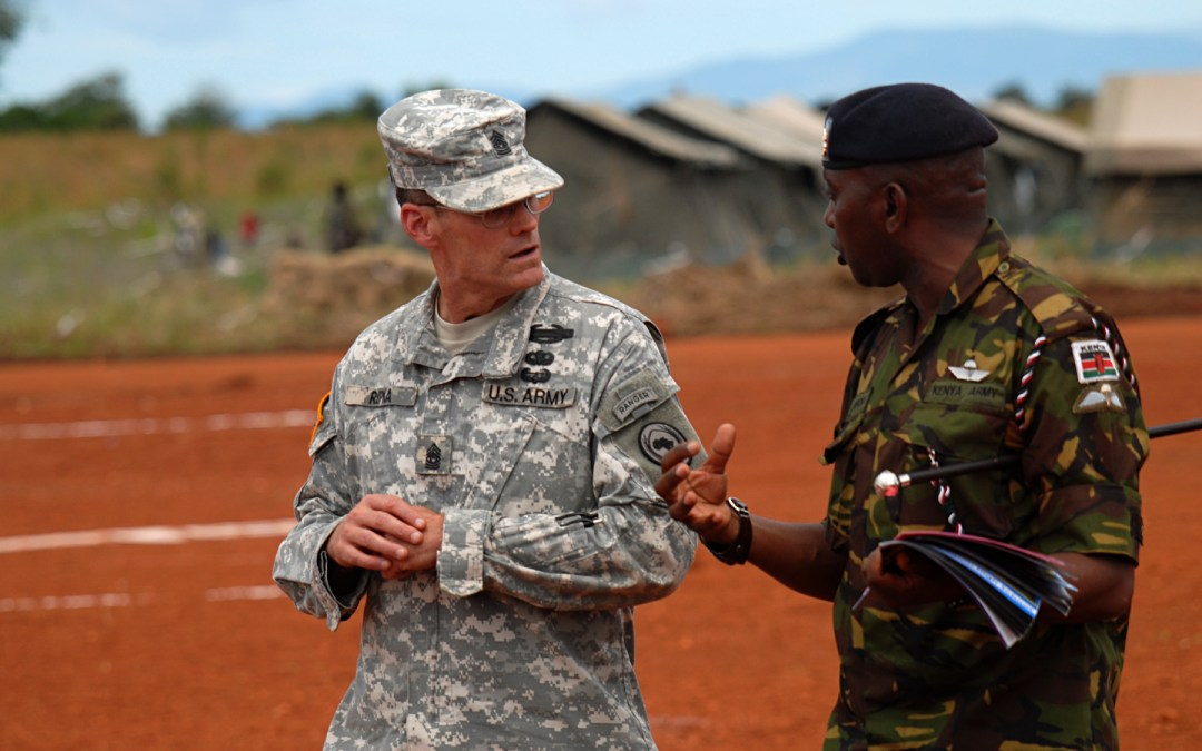 Structuring the African Military Beyond COIN