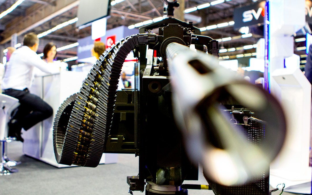 ADR is going to EUROSATORY