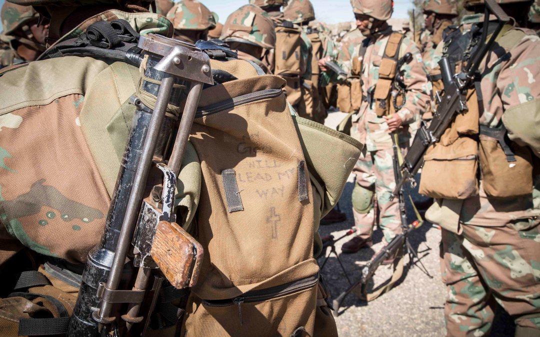 The Future of SANDF Peacekeeping
