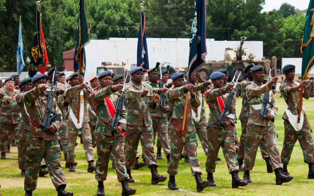 Plan B for South Africa's Military