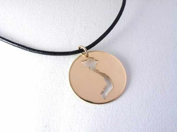 Gold Vietnam Necklace