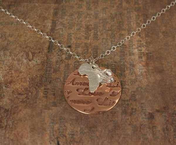 Love Africa Necklace