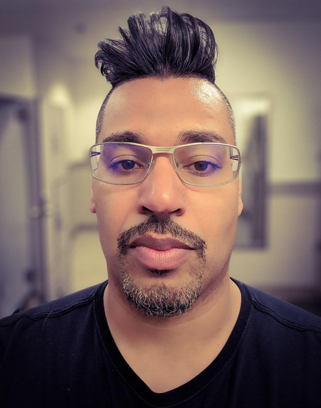 Portrait image of Darius Spearman