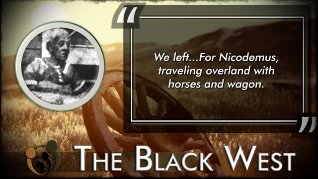 """""""Exodusters,"""" Black Cowboys, and """"Buffalo Soldiers:"""" African Americans on the Western Frontier"""