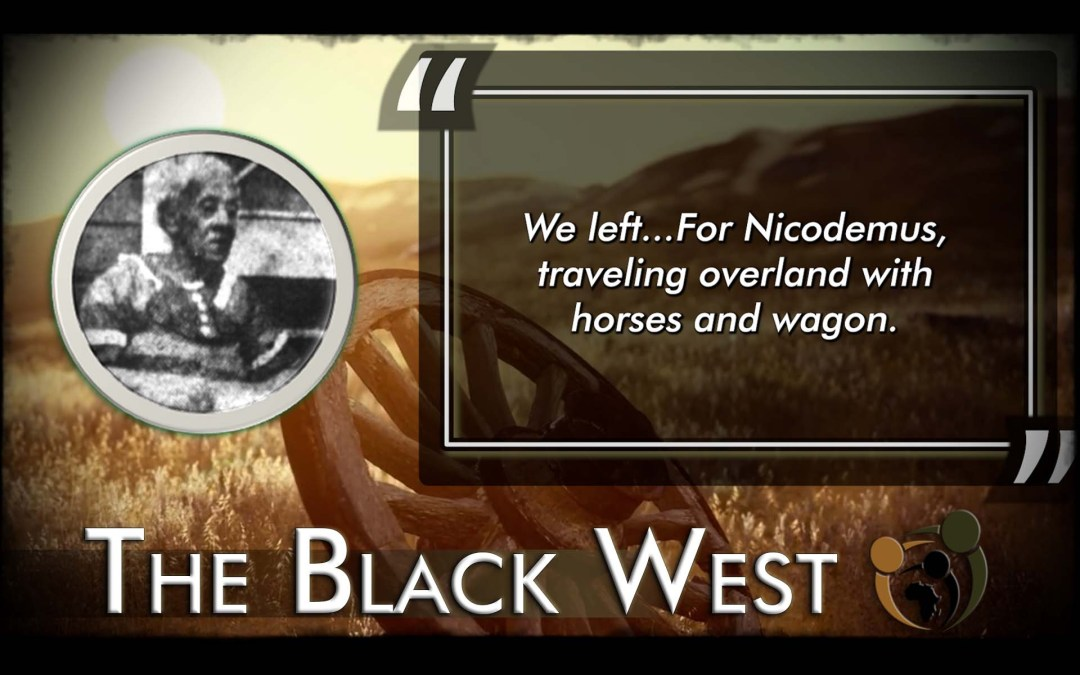 The Black West: Exodusters Black Cowboys and Buffalo Soldiers