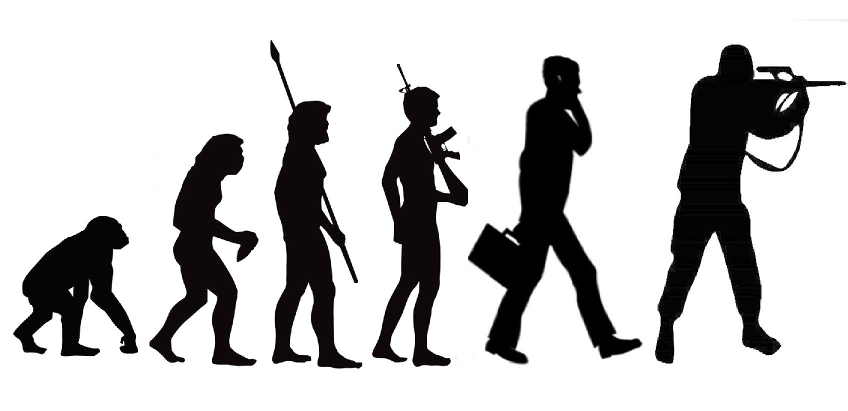 Violence Or Peace On Earth From Early Primitive Man To The Advanced Man Of Technology