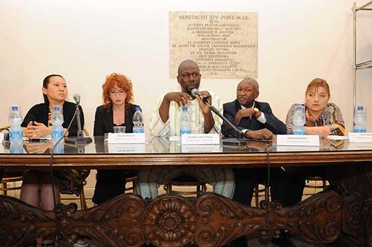 Conferenza-stampa---Ottobre-africano---25-settembre---relatori