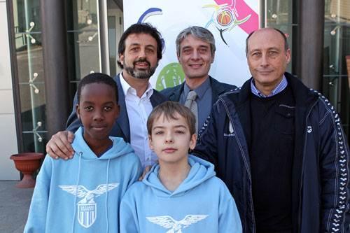 Santi-Pelonzi-Buccioni-lazio-basket