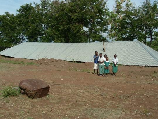 Calabria for Harambee-Scuola crollata - cooperazione Italia-Kenya