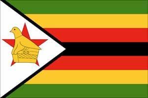 Zimbabwe-bandiera