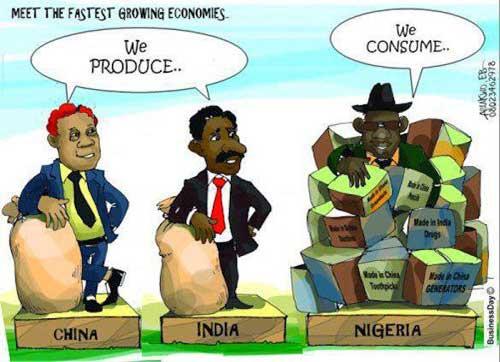 china-india-nigeria-economies