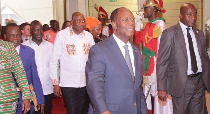 Côte d'Ivoire-Qu'est-ce qui fait courir Ouattara? Avant les 12 et 18 mois annoncés, le Rhdp devient un parti politique unifié le 26 janvier 2019-Des nominations faites…