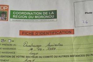 Enrôlement pour CNI-Moronou/Adjoumani l'a dit, Ahoua N'Doli l'a fait: Et le RHDP pris encore en flagrant délit de fraude sur la nationalité ivoirienne!