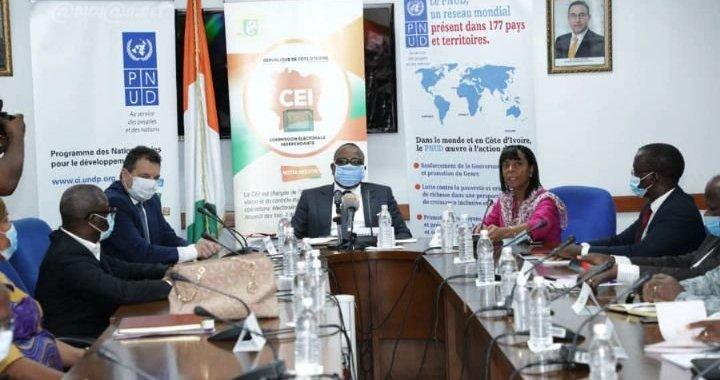 Elections en Côte d'Ivoire et la CEI: Le PNUD se fait-il complice des magouilles du pouvoir RHDP? PDCI et EDS claquent encore la porte d'une rencontre tripartite