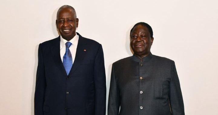 Rencontre Bédié et AdamaToungara: Le Grand Médiateur justifie son salaire