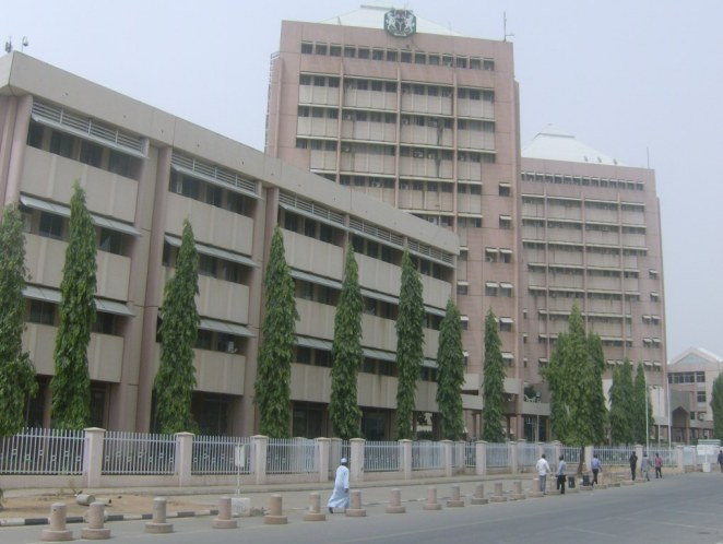 Image result for UNCOMPLETED BUILDING IN ABUJA Federal SECRETARIAT