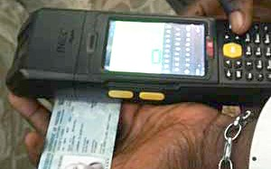 Image result for No going back On Use of Card Readers - INEC