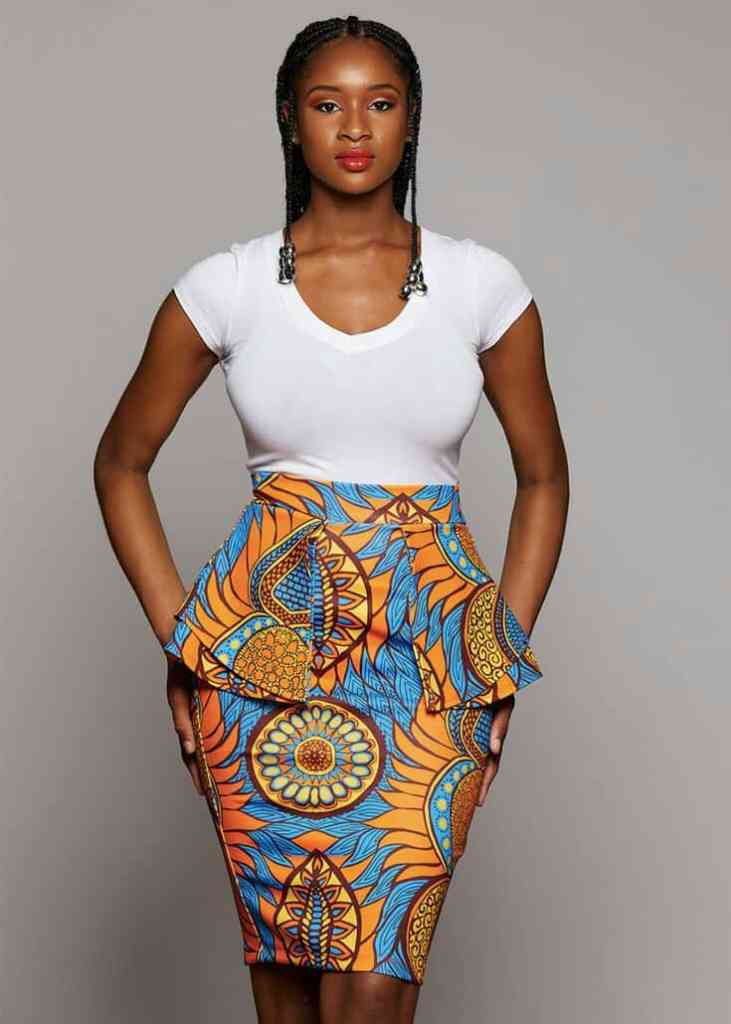 Plus size Ankara dresses - African fashion and lifestyles