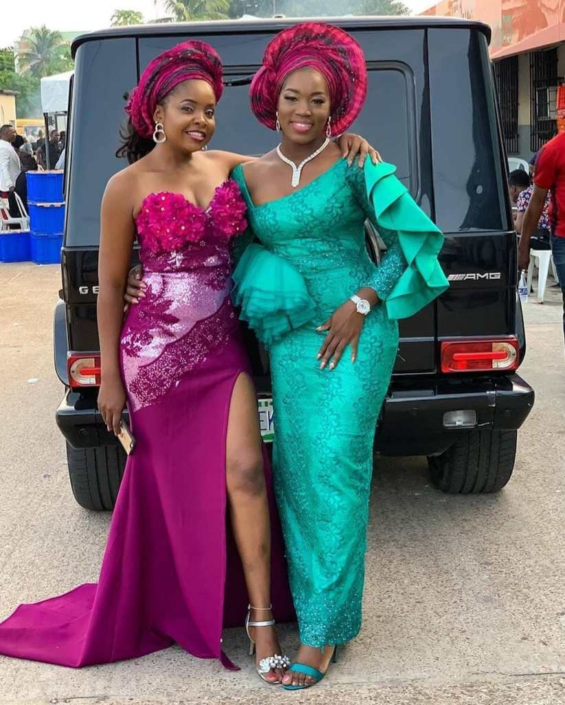 ALL THE BEST AND LATEST TRENDING ASOEBI  STYLES IN 2019 6