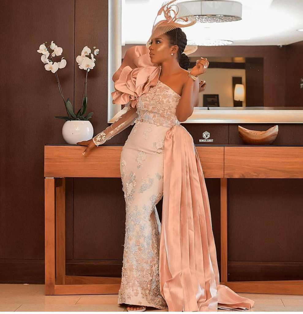 ALL THE BEST AND LATEST TRENDING ASOEBI  STYLES IN 2019 14