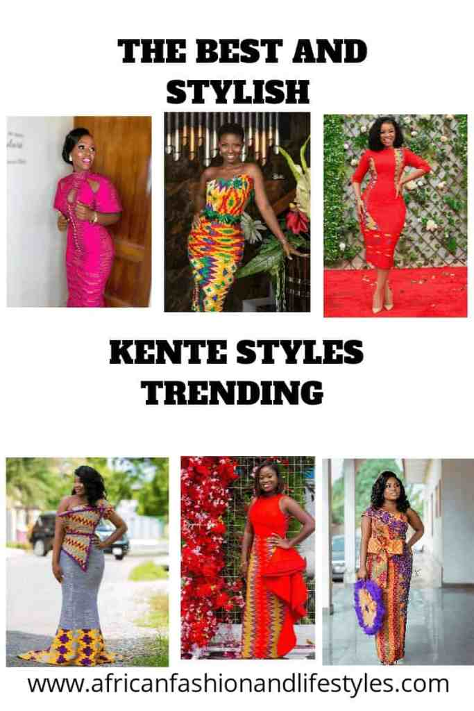 THE BEST AND STYLISH KENTE STYLES IN 2019 42