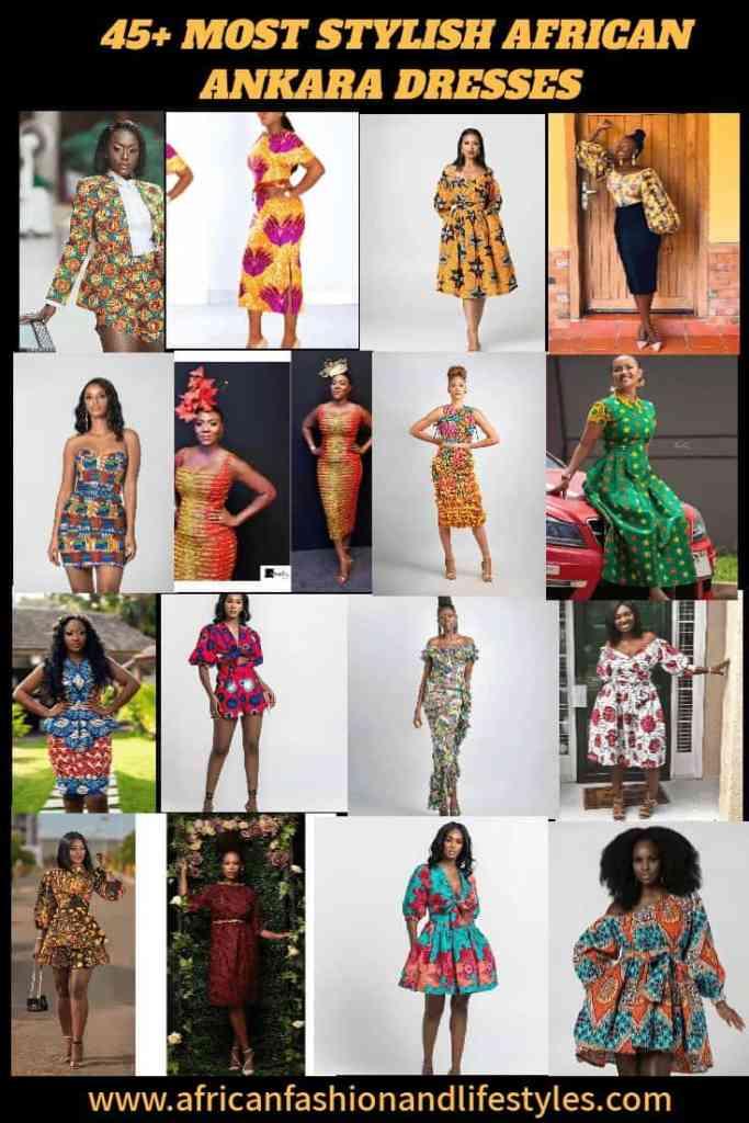 African ankara fashion pinterest image