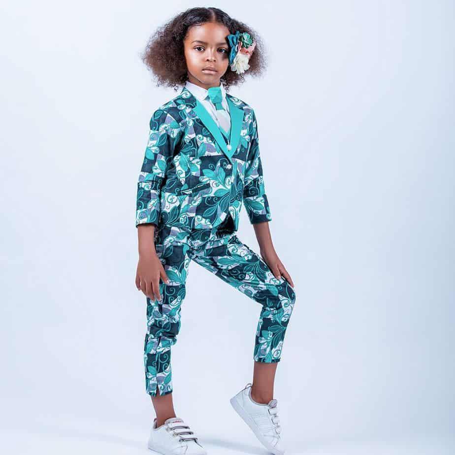 BEAUTIFUL ANKARA STYLES FOR KIDS 2019 17