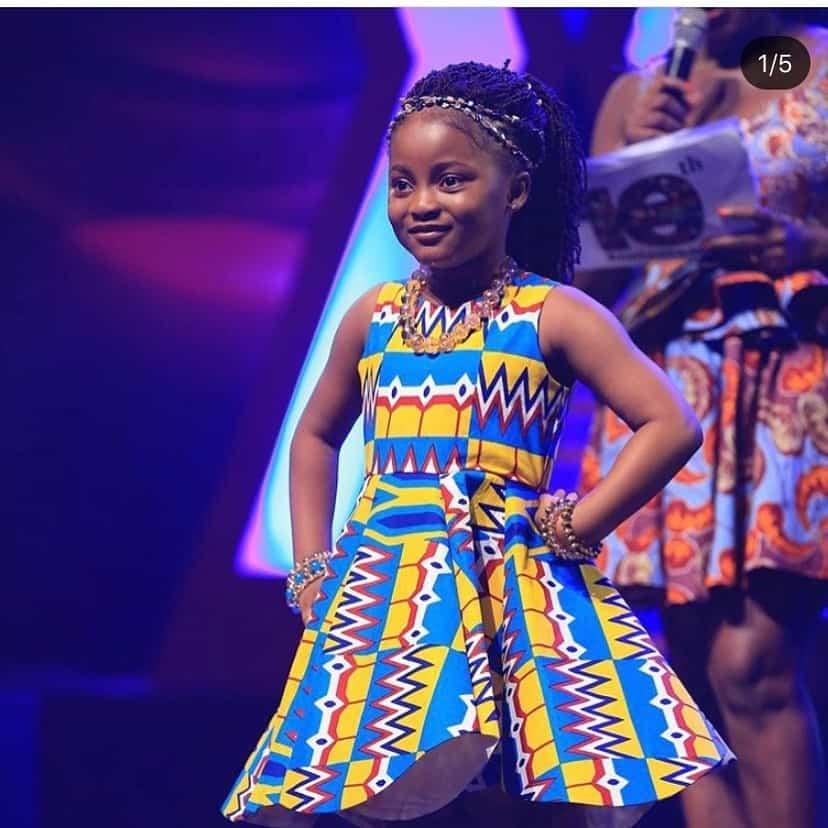 BEAUTIFUL ANKARA STYLES FOR KIDS 2019 13