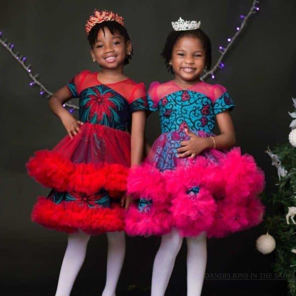 BEAUTIFUL ANKARA STYLES FOR KIDS 2019 3