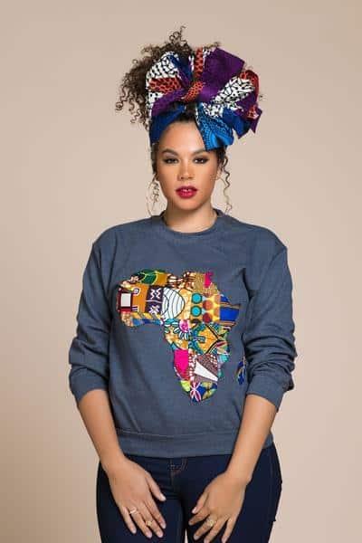 BEAUTIFUL AND STYLISH AFRICAN ANKARA HEAD WRAPS 22