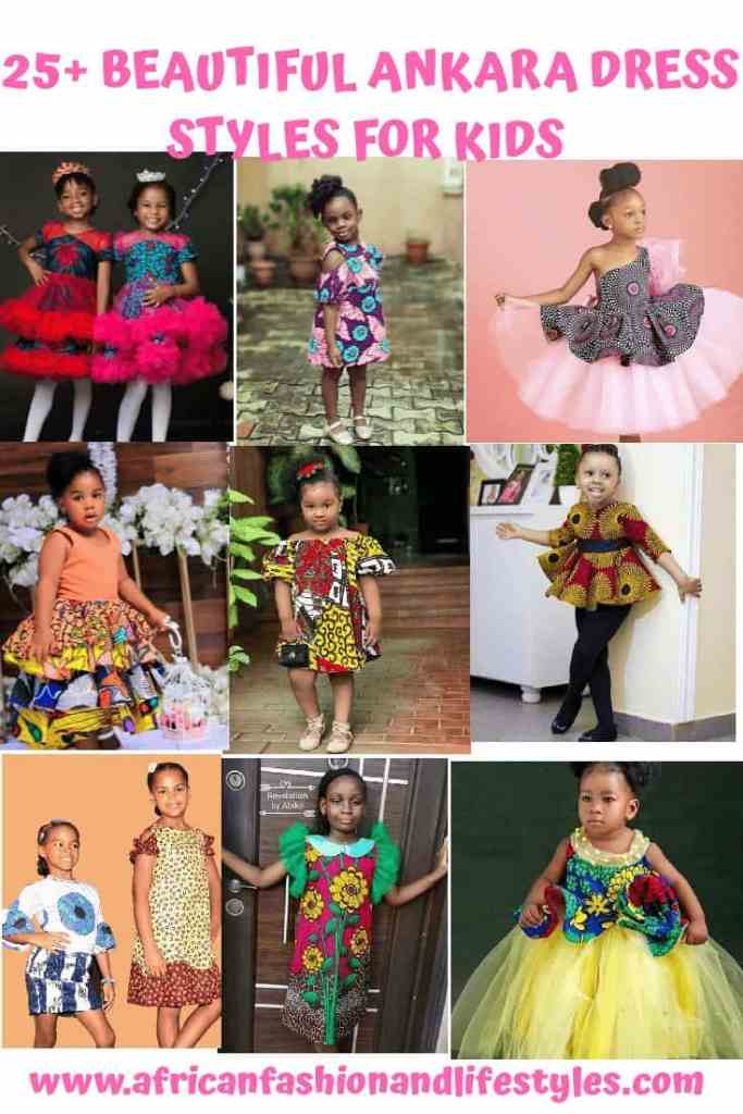 BEAUTIFUL ANKARA STYLES FOR KIDS 2019 26