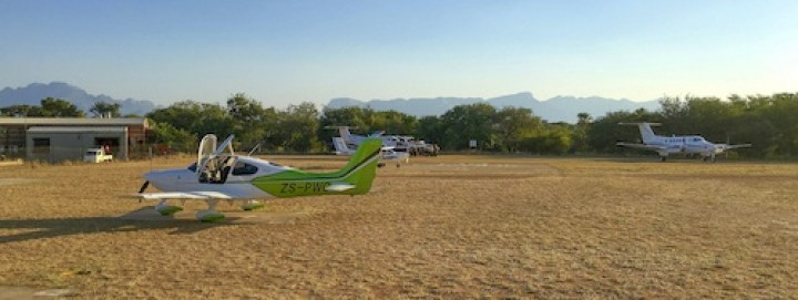 Our itinerary during our Flying Safari took us to Hoedspruit