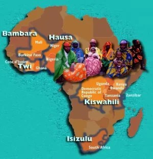 african Languages photo