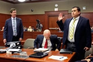 George Zimmerman Trayvon Martin Cell Phone Evidence photo