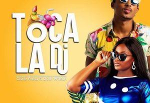 DJ Cisne Preta - Toca-lá DJ (feat. Dom Wilson)