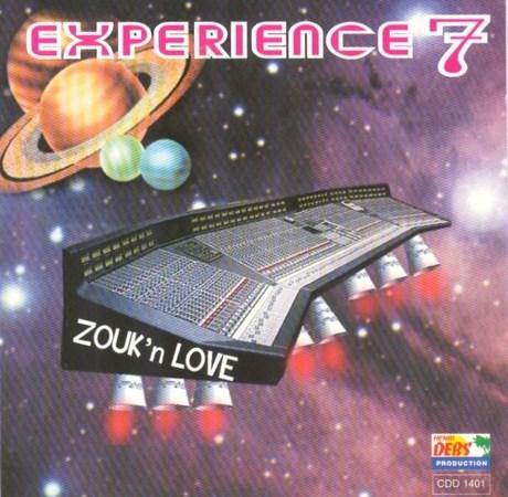 Expérience 7 - Zouk'n Love (Álbum)