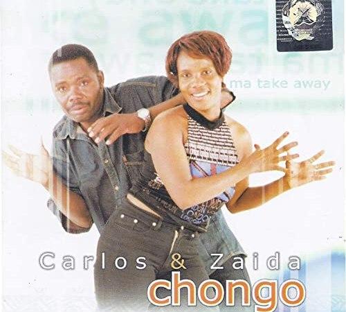 Carlos e Zaida Chongo - Bekissa Mbilo Yanga
