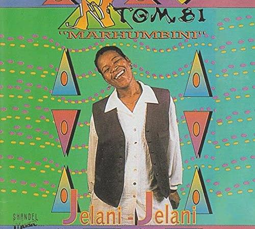 Ntombi Marhumbini - Jelani-Jelani (Album)