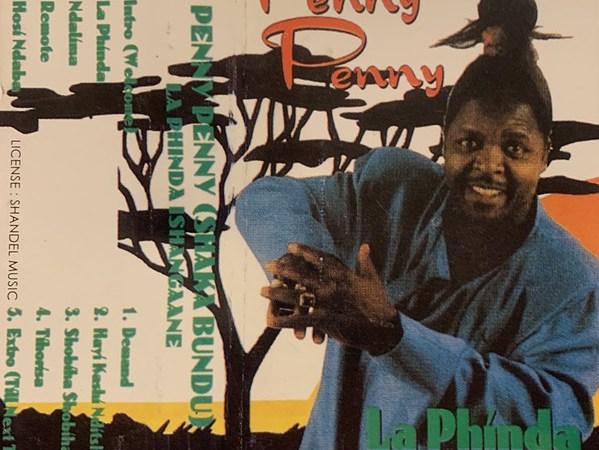 Penny Penny - La Phinda Ishangane (Álbum)