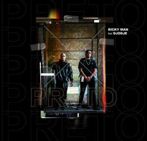 Ricky Man e Djodje - Preto