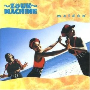 Zouk Machine - Maldòn (Álbum)