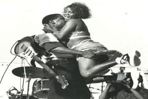 Carlos e Zaida Chongo O casal de todos os tempos em Moçambique
