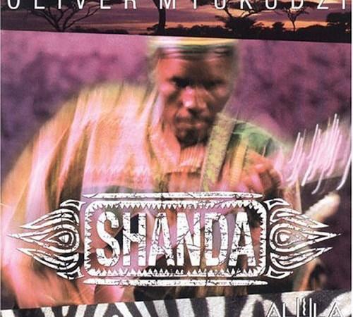 Oliver Mtukudzi - Shanda (Album)
