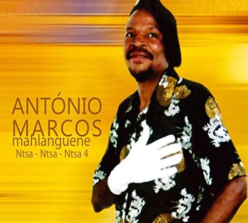 Antonio Marcos - Malhanguene (Album)
